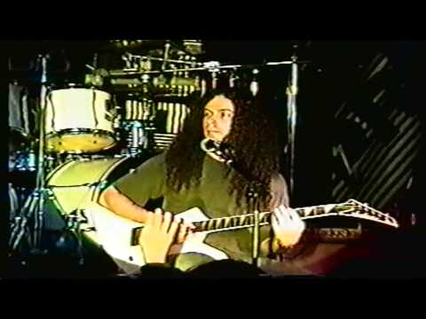 Marty Friedman Skin o my Teeth Guitar Solo México 1996 Master Class