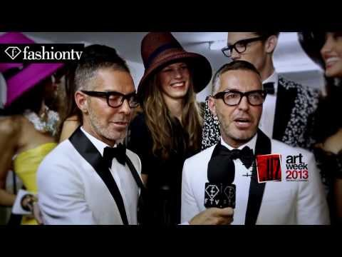 Style Uz Art Week 2013 - Fashion Tv Bar - Dj Miss Ftv video