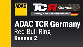 ADAC TCR Germany Rennen 2 Red Bull Ring 2018 Re-Live English