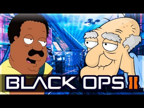 "MACKLEMORE ""THRIFT SHOP"" PARODY (FAMILY GUY) - Call of Duty: Black Ops"