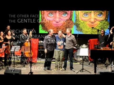PEEL THE PAINT - ALUCARD:THE OTHER FACE OF THE; GENTLE GIANT .live( CD promo )