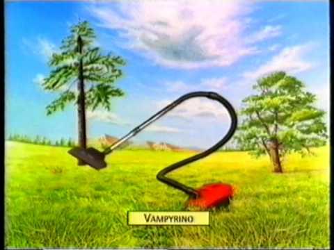 Werbungen AEG Staubsauger 1997