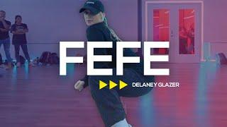 FEFE Dance - Delaney Glazer Choreography | 6ix9ine, Nicki Minaj, Murda Beatz | @deeglazer x #kmda