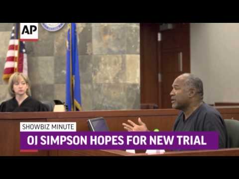 Showbiz Minute: Idol, O.J. Simpson, Cannes