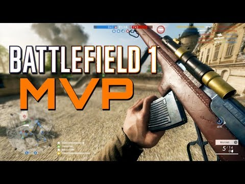 Battlefield 1: Medic MVP - 61 Kills on Ballroom Blitz (PS4 PRO Multiplayer Gameplay)
