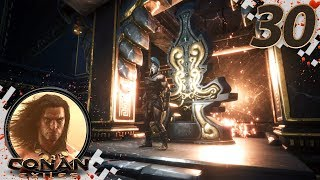 CONAN EXILES (NEW SEASON) - EP30 - Witch Queen Battle! (Gameplay Video)