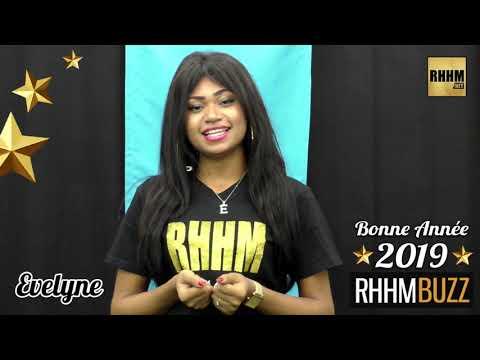 EVELYNE - Meilleurs Vœux 2019 - RHHM Buzz