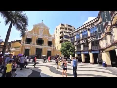 Macau Republic of China Tours