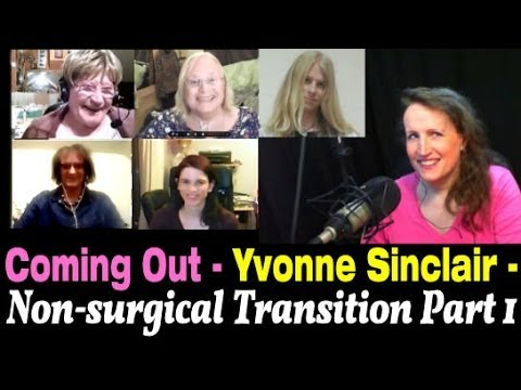 Transgender Zone Vlog Episode  24 Oct 21st, 2013    Coming Out   Yvonne Sinclair   Transition Part 1