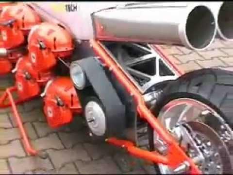Dolmar Chainsaw Engines Bike
