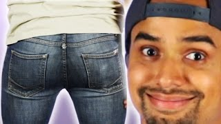 Men Try Big Butts For A Day