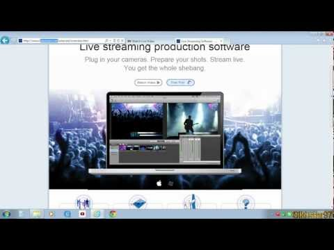 Wirecast / How To Livestream To A Twitch Account