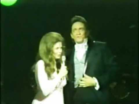 Johnny Cash & June Carter Cash - 'cause I Love You video