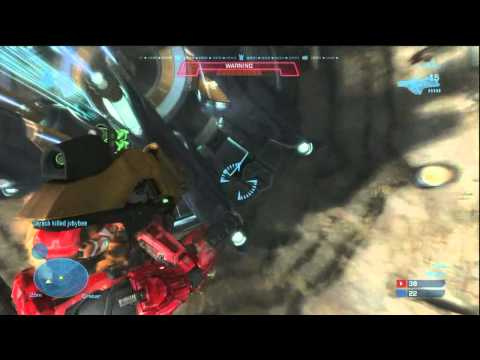 Funny Halo Reach Fails and Laughs 8! -HD