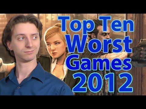 Top Ten Worst Games of 2012 - ProJared