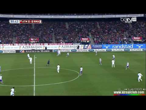 real madrid vs atletico madrid 0-2 copa del rey full match فهد العتيبي