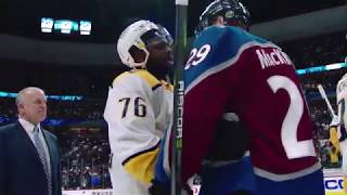 NHL Open Mic:  First round playoff madness