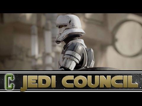 Star Wars Celebration Day 1 Report - Collider Jedi Council