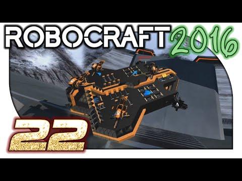 Let's Play Robocraft (2016) - 22. Battle Arena Brawl - Robocraft Gameplay