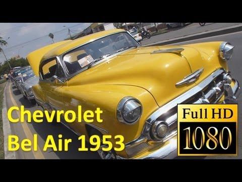 O Connor Chevrolet >> chevrolet bel air 1953 autos clasicos y antiguos feria de cali 2012 - YouTube
