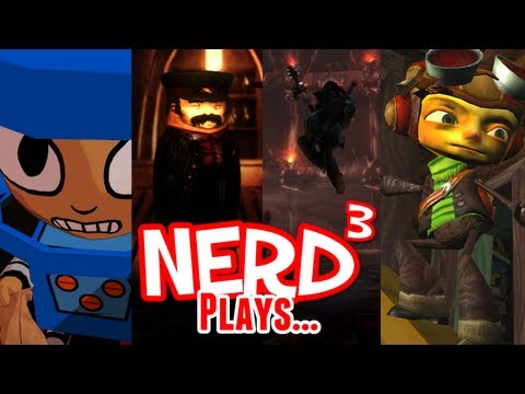 Nerd Plays... Humble Double Fine Bundle