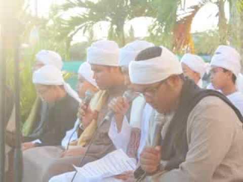 Ahlul Madinah-qasidah Allah Allah Wasolatu Alal Mukhtari Khoiril Baroya video