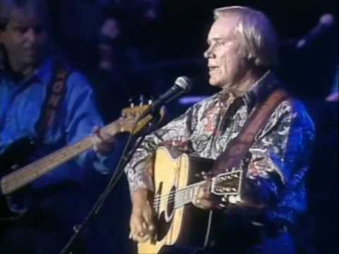 George Jones - She Loved Alot In Her Time