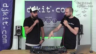 How to use Denon DJ Prime 4 Controller & SC5000 Prime with Serato DJ #TheRatcave