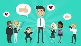 SATIŞ TEKNİKLERİ - Ünite1 Özet - Animasyonlu Anlatım