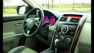 """Сева Кущинский """"Тест-драйв"""" на НТВ. Mazda CX9"""