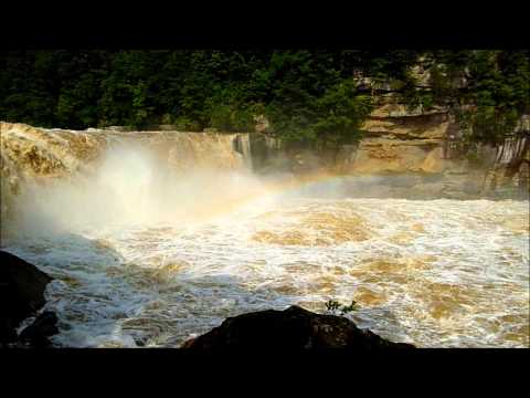Cumberland Falls State Resort Park - Corbin KY - Moonbow - Daniel Boone National Forest