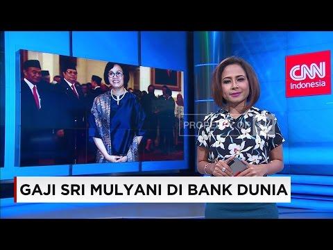 Sri Mulyani Lepas Gaji Rp 413 Juta/Bulan Demi Jadi Menkeu