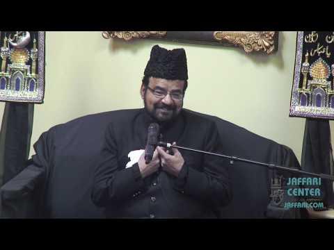 18th Saffar 2019/1441 Maulana Abid Bilgrami Majlis