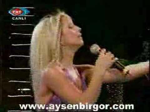 TRT 1 Akşam Sefası on numara Ayşen Birgör