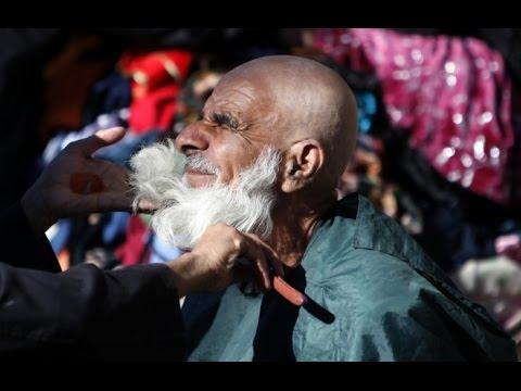 Tajikistan Shaves 13,000 Men's Beards To 'End Radicalism'