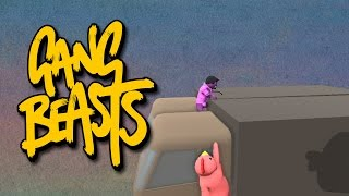 Dancing Ballet with Ohm + Laughing Til I Pee Myself - GANG BEASTS FUNNY MOMENTS