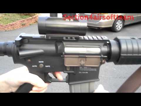 Ignite Black Ops M4 Viper Shooting Review (Walmart)