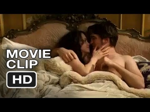 Bel Ami Movie Clip #1 (2012) - Lying In Bed - Robert Pattinson - Hd video