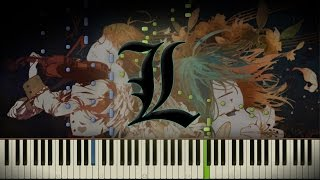 Synthesia: ICE - L1: Lost (Cytus) | Piano Tutorial