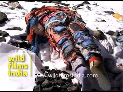 K2 Dead Bodies Over 200 Dead Bodies on Mount