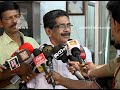Mullappally Ramachandran on Pala By election