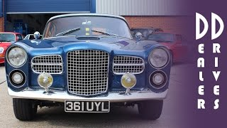 Facel Vega HK500 Coupe - DD Classics Dealer Drives