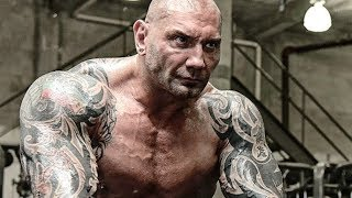 Dave Bautista's Incredible Drax Transformation