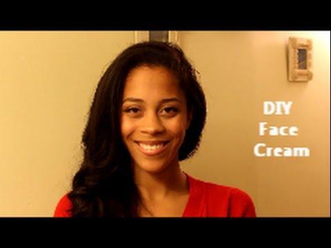 DIY Beauty: Face Cream- Great for ACNE/ ANTI AGING/ MOISTURIZING
