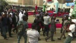 Nigeria election pits Buhari against Abubakar