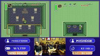 The Legend of Zelda: A Link to the Past featuring Feralpigman vs. Mishrak