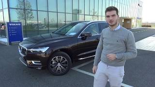 2019 Volvo XC60 D4 In-deph REVIEW Exterior interior | TEST DRIVE