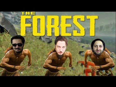 MAĞARANIN DERİNLİKLERİ | The Forest Türkçe Bölüm 10 (w/Oyunportal,Fedupsamania)