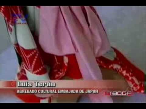 La Casa de la Cultura expone muñecas japonesas