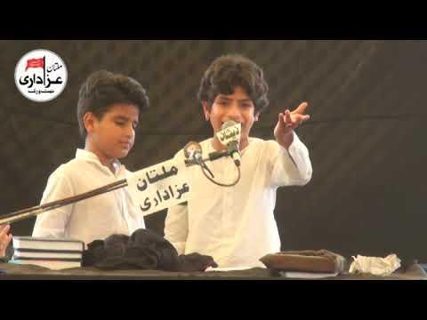 Zakir Zain Abbas Jewan I YadGar Majlis 14 August 2018 I Burewala I